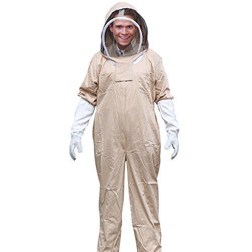 Aspectek Apiarist Beekeeping Suit - Full Body Self Suppor...