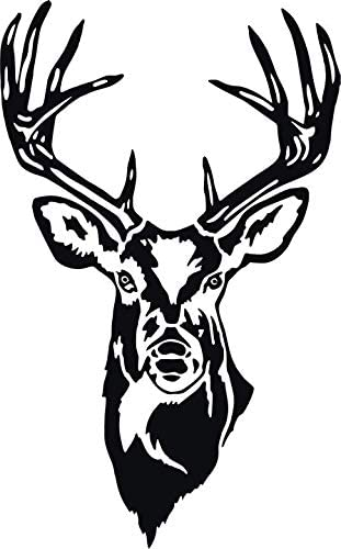 Country Boat Car Truck Motorcycle Graphics Decals Stickers Buck Deer Hunter