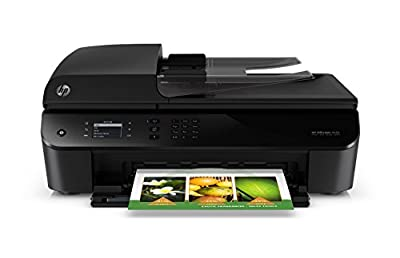 HP Officejet 4630 e-All-in-One Printer (Certified Refurbished)