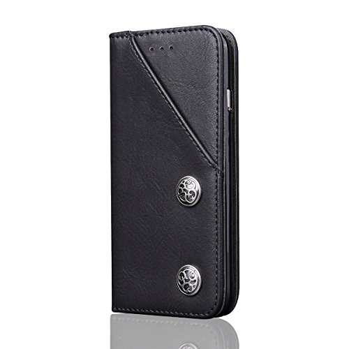 iPhone X iPhone Xs Card Holder Case, iPhone X iPhone Xs Wallet Case Slim, iPhone X iPhone Xs Folio Leather case Cover Shockproof Case with Credit Card Slot, Durable Protective Case Compatible with