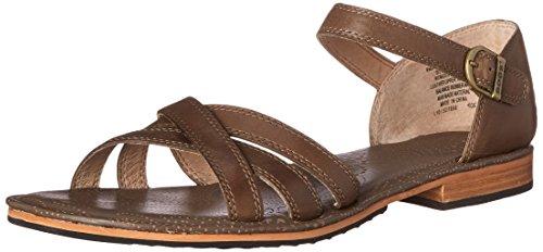 Bogs Women's Nashville Sandal, Cocoa, 7.5 M US