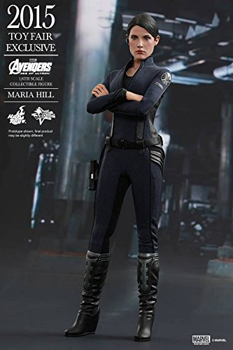 nick fury hot toys - 7