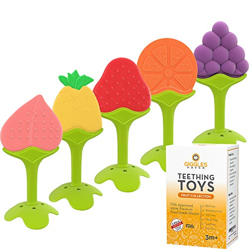 Giggles Haven Teething Toys