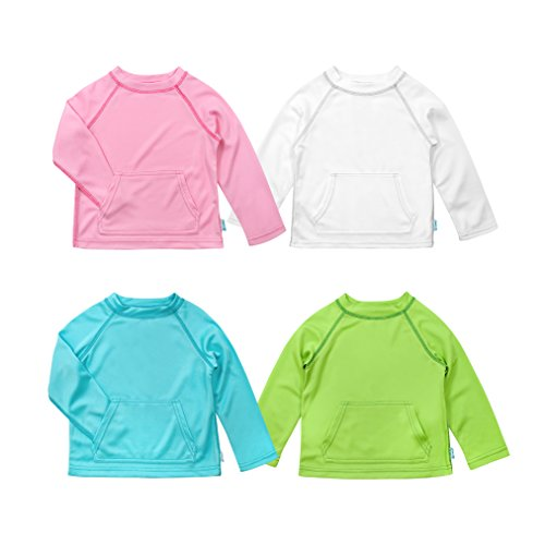 Large Product Image of i play. Baby & Toddler Breatheasy Sun Protection Shirt