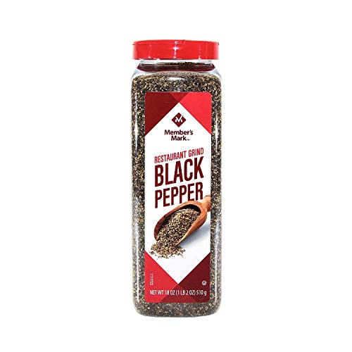 (Member's Mark Restaurant Black Pepper by Tone's (18 Ounce))