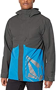 Volcom mens 17fourty Insulated Snowboard Jacket