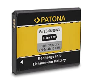 Batería EB-615268VU EB615268VU para Samsung GT-N7000 Galaxy Note | GT-i9220 | GT-i889 | GT-i9228 y mucho más… [ Li-ion; 2700mAh; 3.7V ]