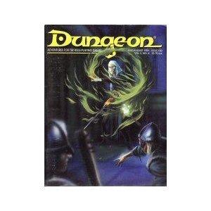 - Dungeon Adventures Magazine, No 30 (Bi-Monthly Magazine)