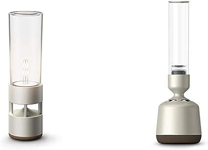 Amazon セット買い ソニー グラスサウンドスピーカー Bluetooth対応 Ledライト付き Lspx S1 グラスサウンドスピーカー ハイレゾ対応 Bluetooth対応 Ledライト付き 32段階明るさ調整可能 Dsee Hx対応 Lspx S2 ソニー Sony 家電 カメラ