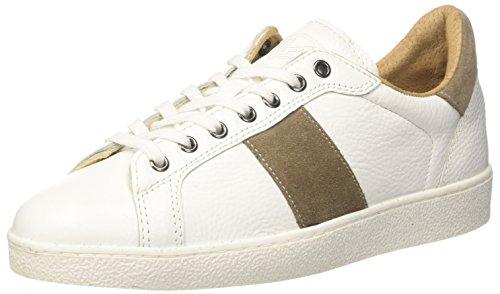 BATA 844157, Sneaker Uomo Bianco