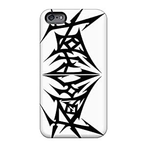Excellent Hard Cell-phone Case For Iphone 6plus (rzj9584CWTT) Customized Trendy Bathory Band Pattern