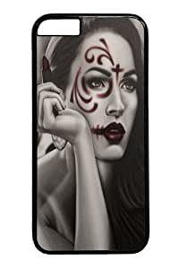 Case For Ipod Touch 5 Cover Dead Lipstick Polycarbonate Hard Case Back Cover for Case For Ipod Touch 5 Cover inch Black