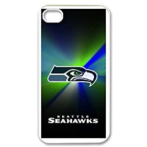 iPhone 4,4S Phone Case Seattle Seahawks J382943