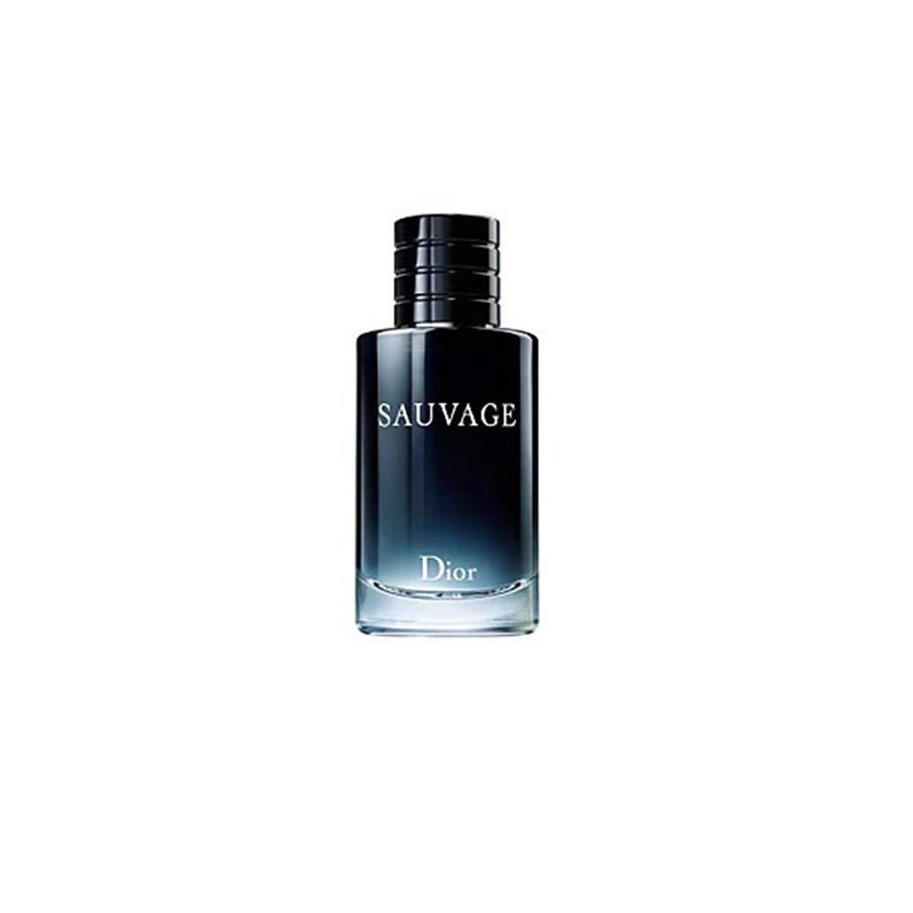 Sauvage by Christian Dior Eau de Toilette for Men, 2 Ounce by Christuan Dior