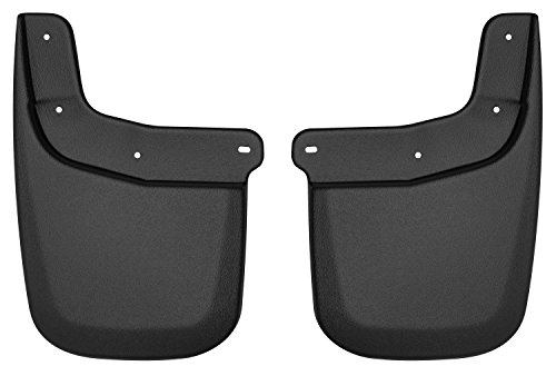 Husky Liners Rear Mud Guards Fits 15-19 Colorado/Canyon No Flares/Cladding