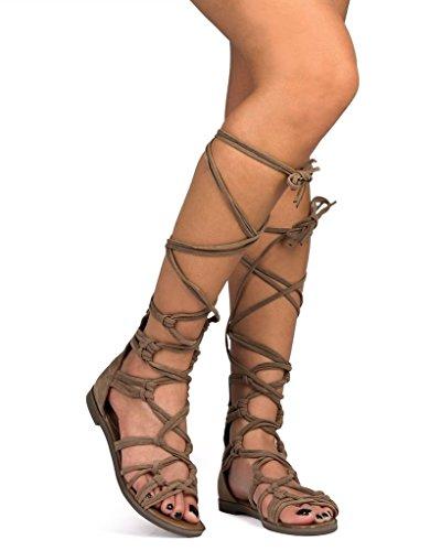 breckelles-dg23-women-suede-knotted-peep-toe-lace-up-wrap-gladiator-flat-sandal-beige-65