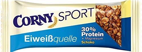 Corny - Sport Schoko Eiweißquelle Riegel - 35g