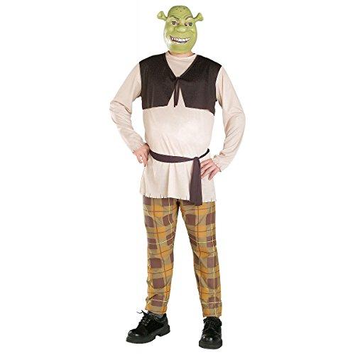 Shrek Costumes Adult (Shrek Costume - Standard - Chest Size 40-44)