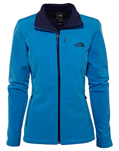 The North Face Women's Apex Bionic Jacket, Clear Lake Patriot Blue, LG