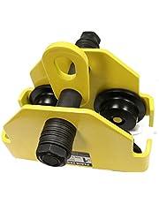V-Lift Industrial 1 Ton Push Beam Trolley 2,204 Lbs WLL