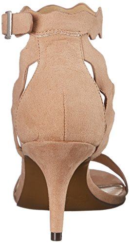 Women's Laundry Chinese Micro Suede Micro Dress Nude Rubie Dark Pump Suede q1Z5xZa