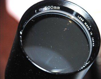 Toyo Optics Five Star 1:8 500mm Made In Japan 870416 Minolta Mount - Camera Toyo Lens