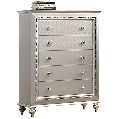 ACME Furniture Kaitlyn Chest, Champagne by Acme Furniture