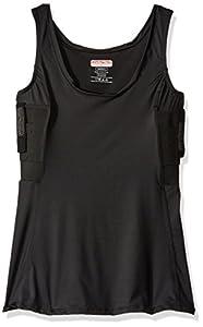 2. UnderTech Undercover Women's Concealment Tank Top Single Shirt
