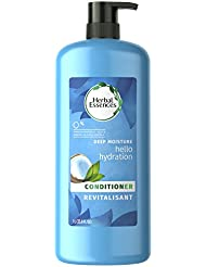 Herbal Essences Hello Hydration Moisturizing Conditioner with Coconut Essences, 33.8 fl oz (Packaging May Vary)