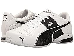 Puma Men's Cell Surin 2.0 Fm Sneaker, White Black, 9.5 M Us