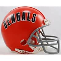 Riddell Cincinnati Bengals Mini Replica casco de retroceso