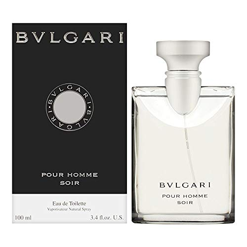 Bvlgari Pour Homme Soir By Bvlgari For Men. Eau De Toilette Spray 3.4 oz