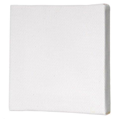 Bulk Buy: Darice DIY Crafts Studio 71 Mini Canvas 3 x 3 inches (100-Pack) 980-3X3 by Darice