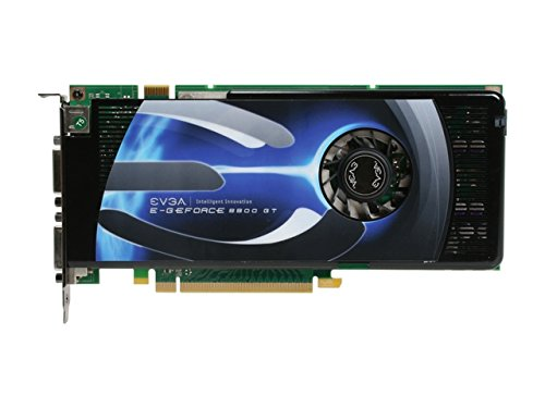evga 512 P3 N802 BR Geforce 8800GT 512MB PCI-E eVGA Superclocked 650/1900 R$910,00