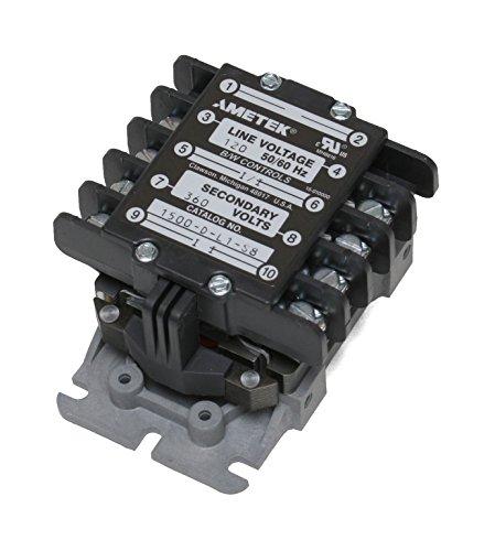 B/W Controls 1500-D-L1-S8 Liquid Level Control Relay by Ametek BW Controls