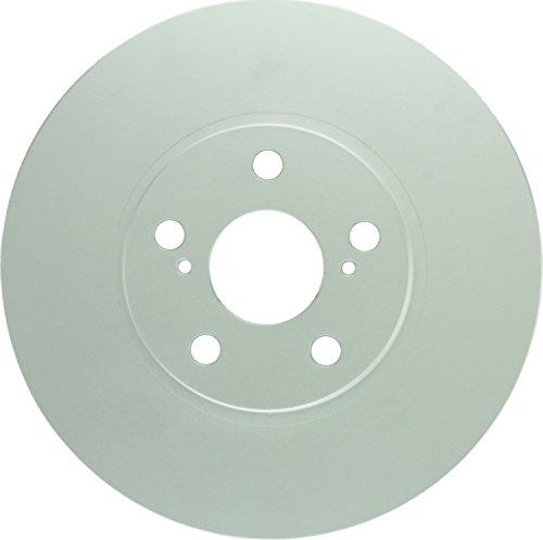 Bosch 50011343 QuietCast Premium Disc Brake Rotor For: Scion tC; Toyota Celica, Corolla, Matrix, Front ()