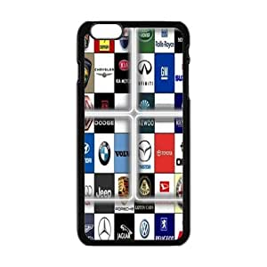 Happy Wonderful car sign fashion cell phone case for iPhone 6 plus 6