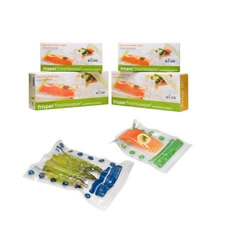 Oliso Combo Vac-Snap Bags (Snap Vac)