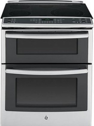 electric range top with downdraft - 1