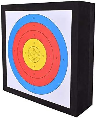 50x50x20CM Archery Target Density Self Healing Foam Hunting Shooting Practice ~