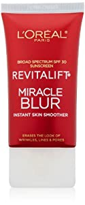 L'Oréal Paris Revitalift Miracle Blur Instant Skin Smoother, 1.18 fl. oz.