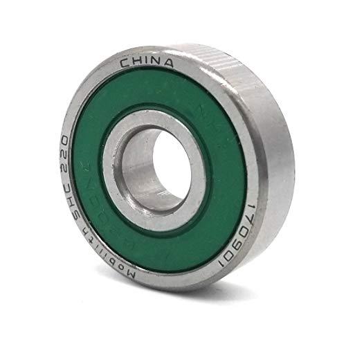 6200NN1 Bearing - 3/8'' - Steel