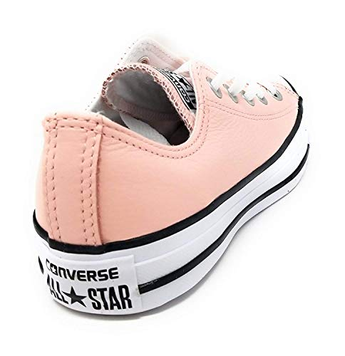 Pink All Low Ctas Chuck Ox Star Taylor Sneaker 7 Leather Converse wR0Tqxw