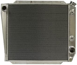 "3 Core Custom Aluminum Radiator 19/"" x 24/"" Fit Ford//Chrysler-Style Heavy duty MT"