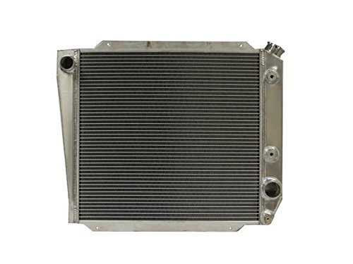 Scott Drake (8005-AL) Heavy Duty Aluminum Radiator for Ford Bronco by Scott Drake