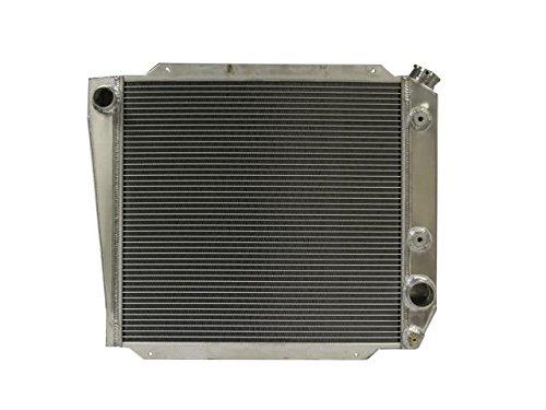 Scott Drake (8005-AL) Heavy Duty Aluminum Radiator for Ford Bronco
