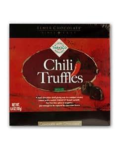 Elmer's TABASCO Chili Truffles