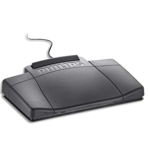 Philips LFH-2210 Transcription Foot Pedal by Philips (Image #1)
