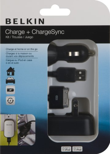 Belkin Charging Charger Apple Black