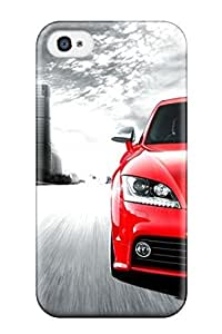 Forever Collectibles 135 Cars Audi Tts Hard Snap-on Iphone 4/4s Case wangjiang maoyi
